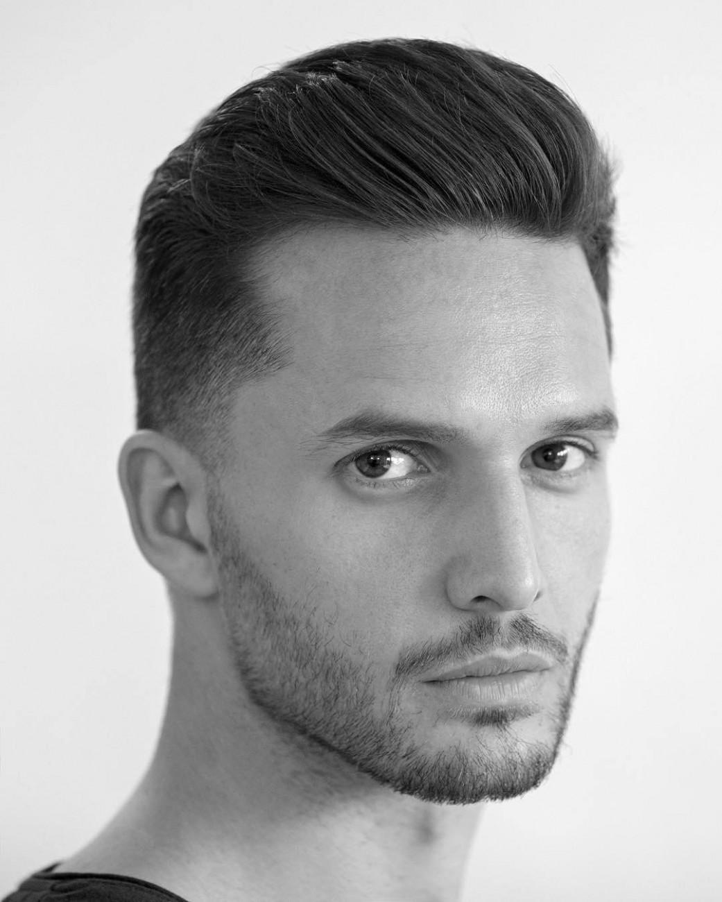мужская парикмахерская красногорск